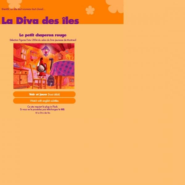 Logo La Diva des îles
