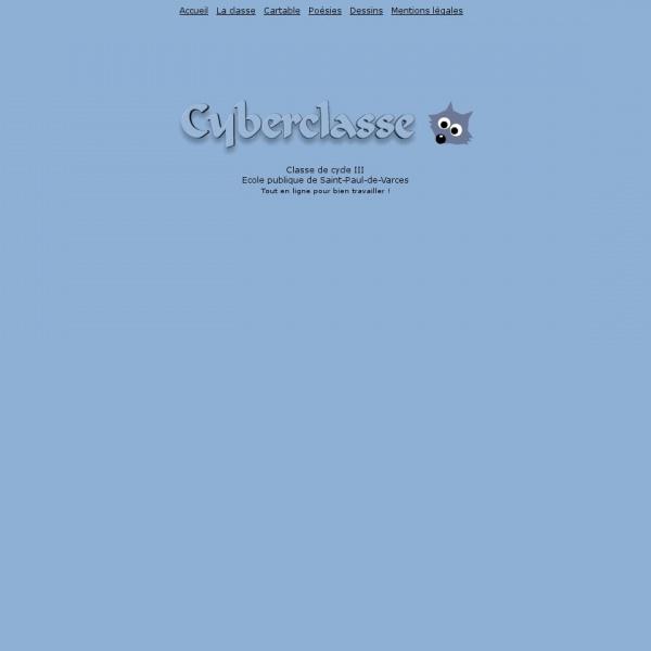 Logo Cyberclasse