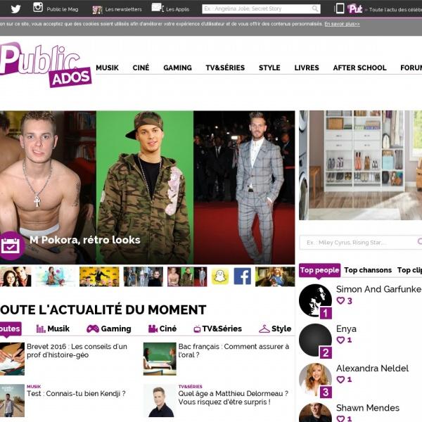 Logo Ados.fr