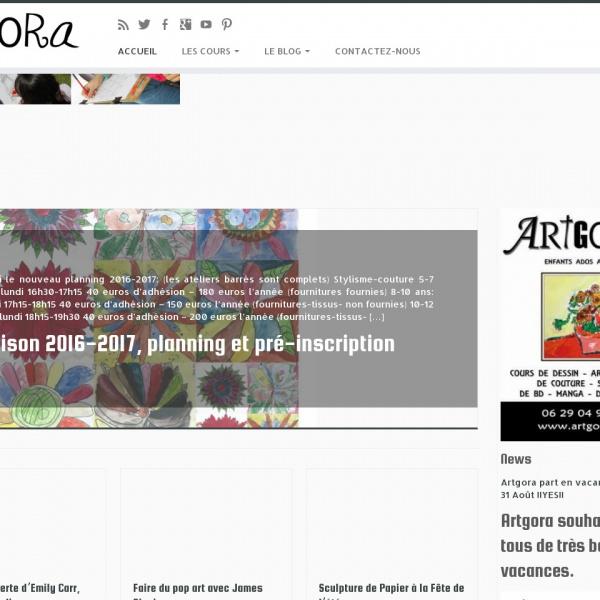Logo ARTGORA