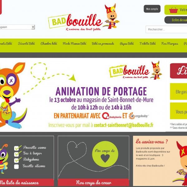 Logo Bébé France – Le portail des parents