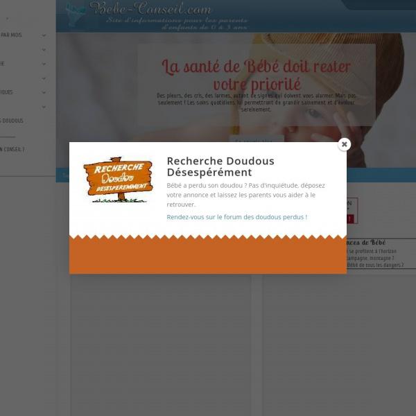 Logo Bebe-conseil.com – Des conseils bons à prendre