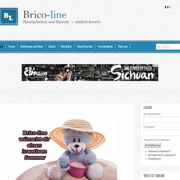 Logo Brico-line