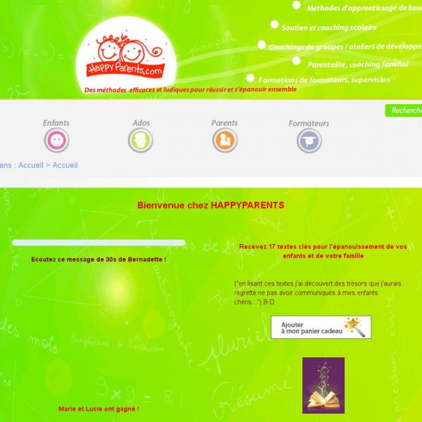 Logo HappyParents
