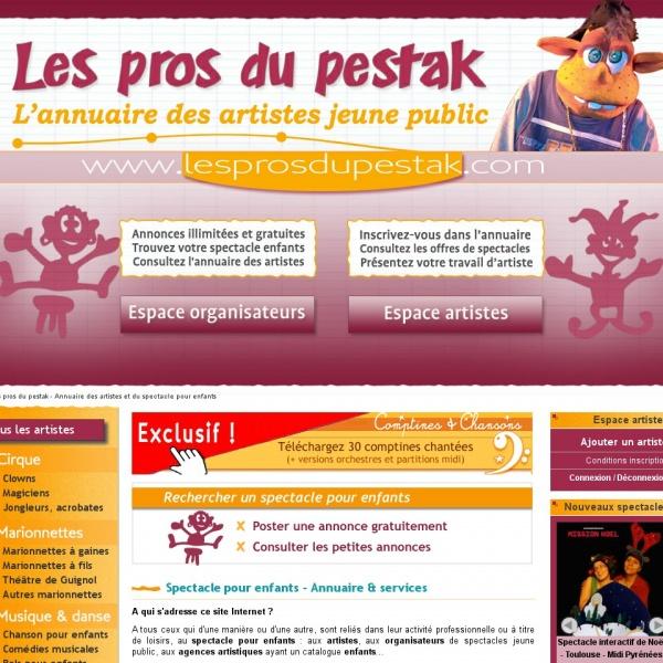 Logo Spectacle pour enfants & animation de Noël