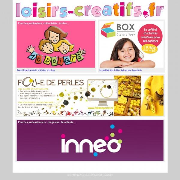 Logo Loisirs Créatifs