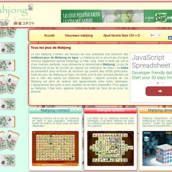 Logo Mahjong