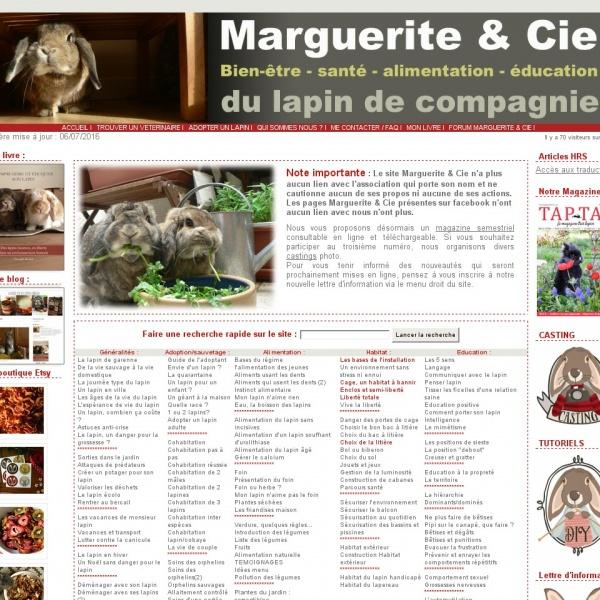 Logo Marguerite et Cie