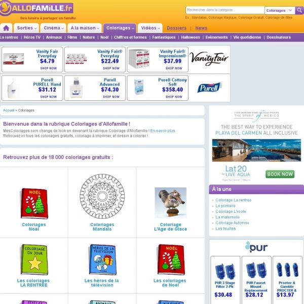 Logo Mes Coloriages.com