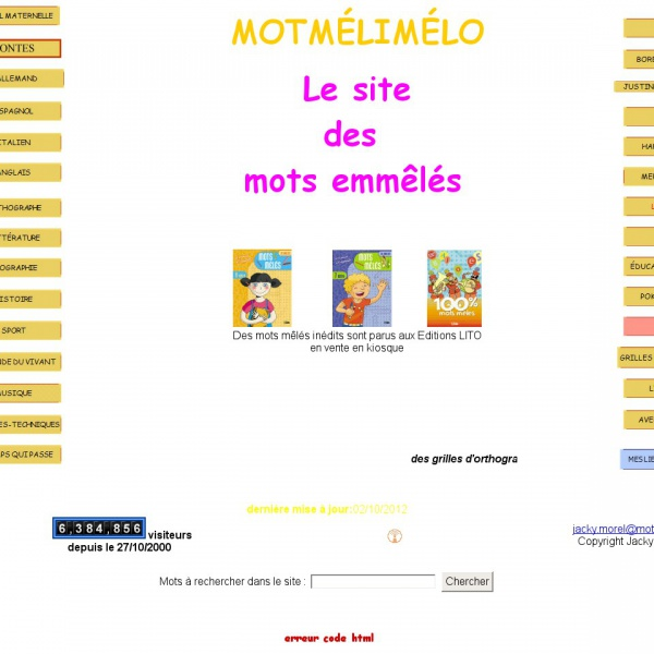 Logo Méli-mélo