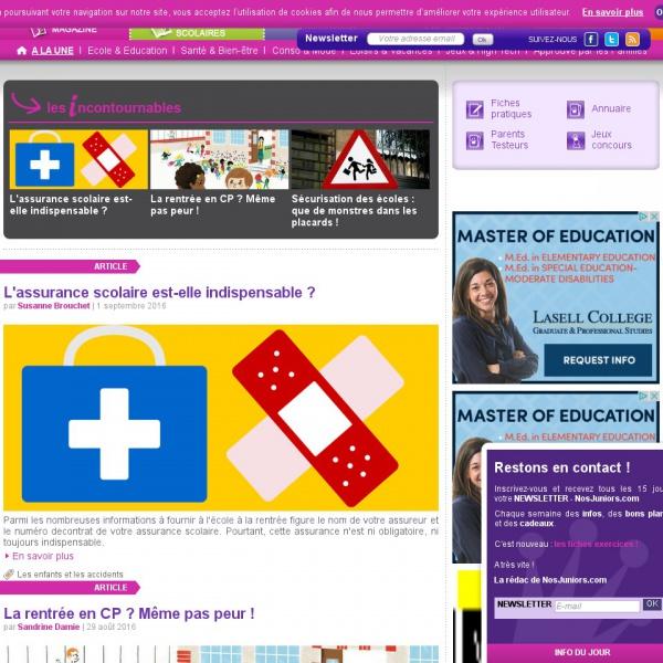 Logo NosJuniors.com