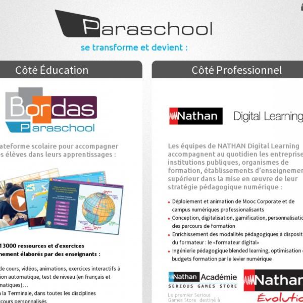 Logo Paraschool