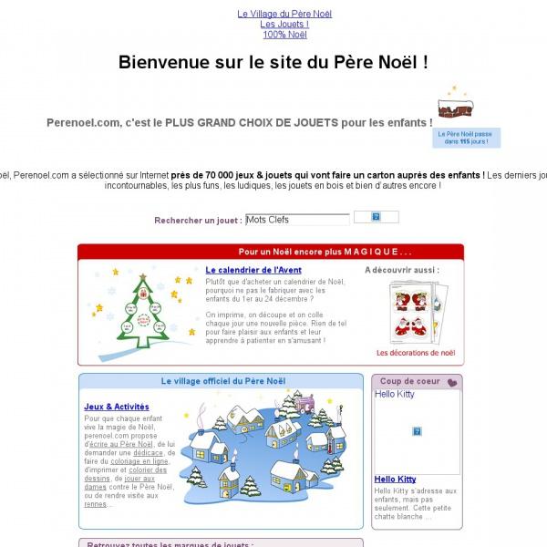 Logo Le Père-Noël sur Internet