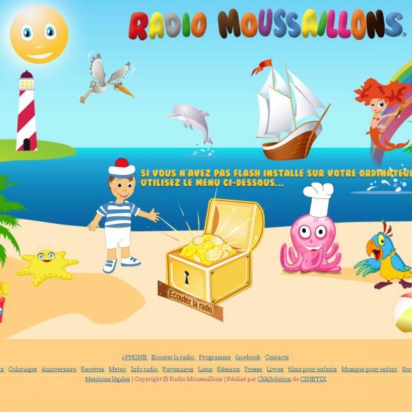 Logo Radio Moussaillons
