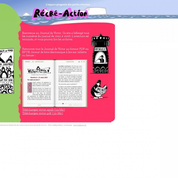 Logo Récré-Action