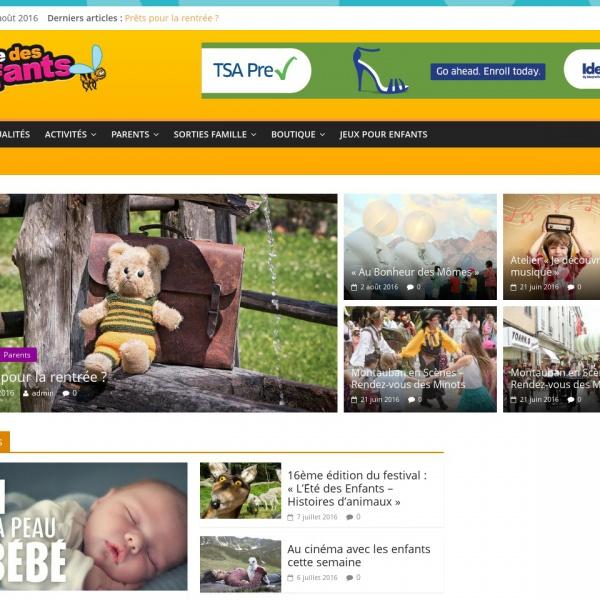 Logo RueDesEnfants.com