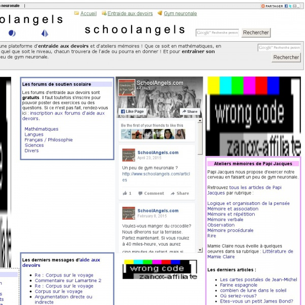 Logo School Angels