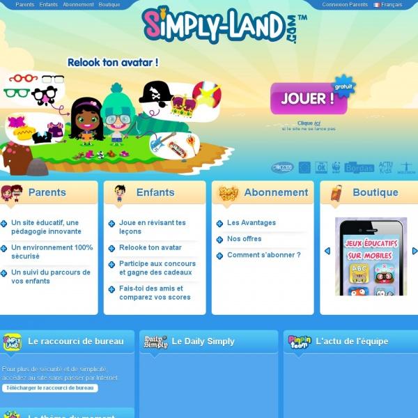Logo Simply Land