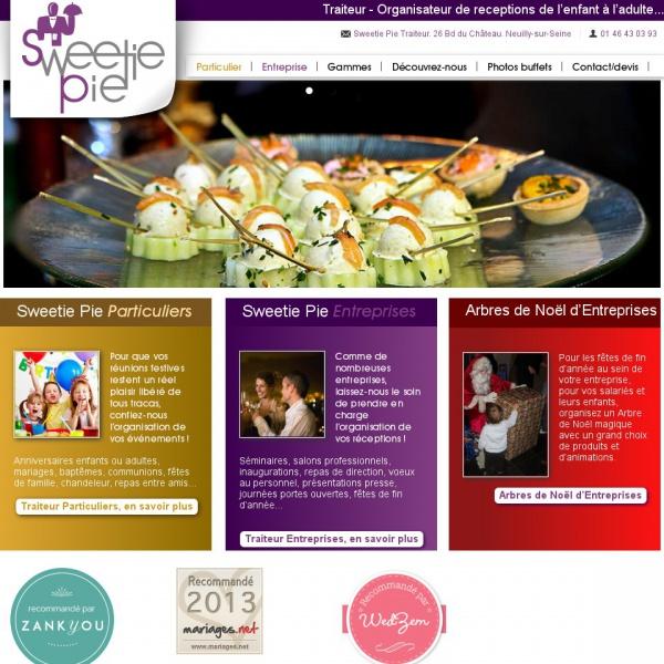 Logo Sweetie Pie