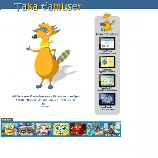 Logo Taka t'amuser