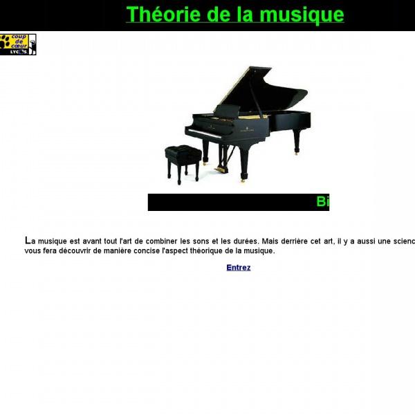 Logo Apprendre la théorie de la musique