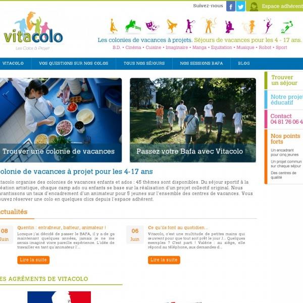 Logo Vitacolo