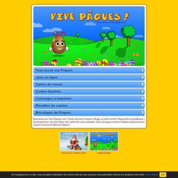Logo Vive-Pâques.com