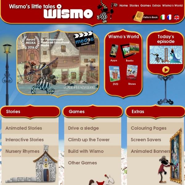 Logo Wismo et le magicien