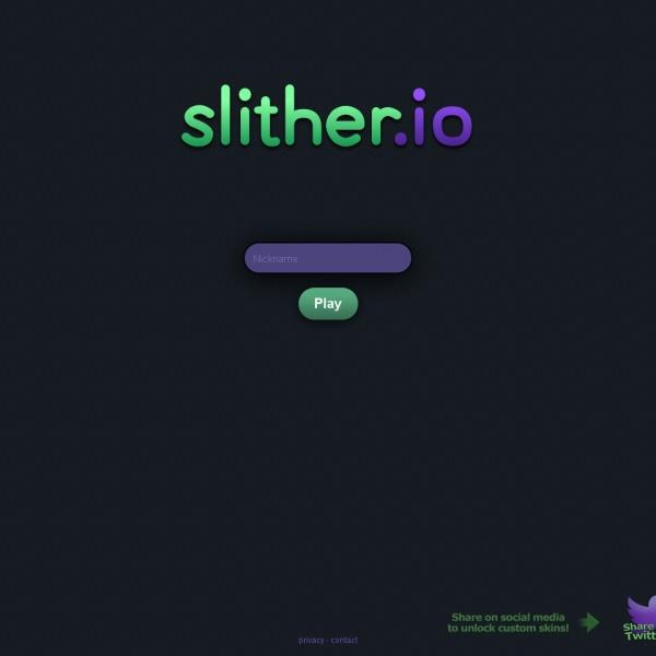 Logo Slither.io
