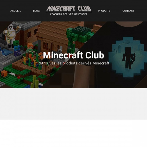 Logo Minecraft Club
