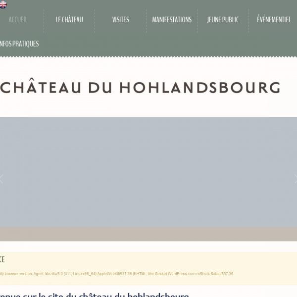 Logo Château de Hohlandsbourg